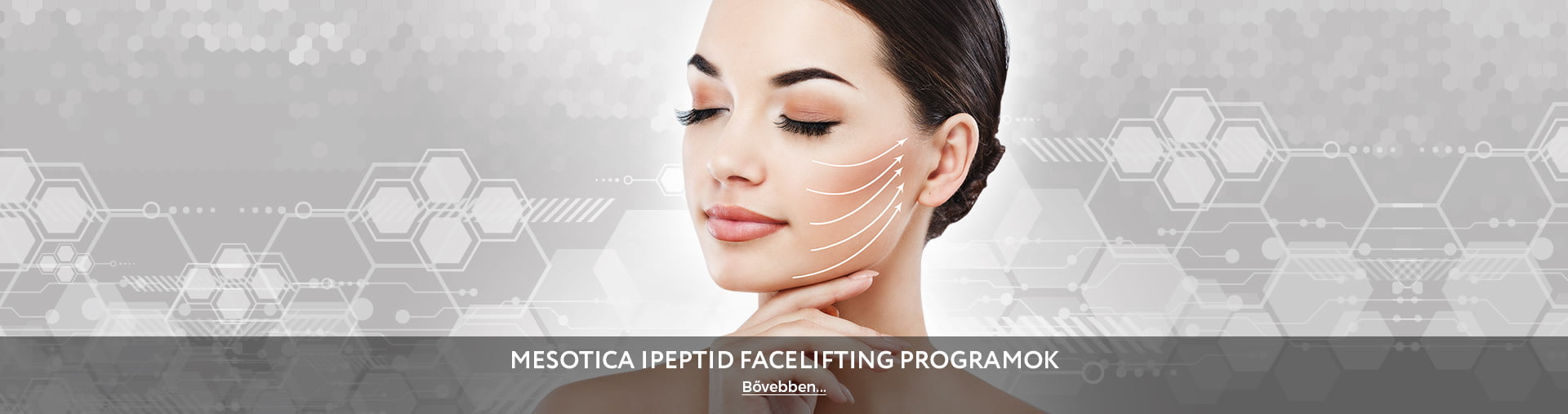 Mesotica Ipeptid facelifting programok